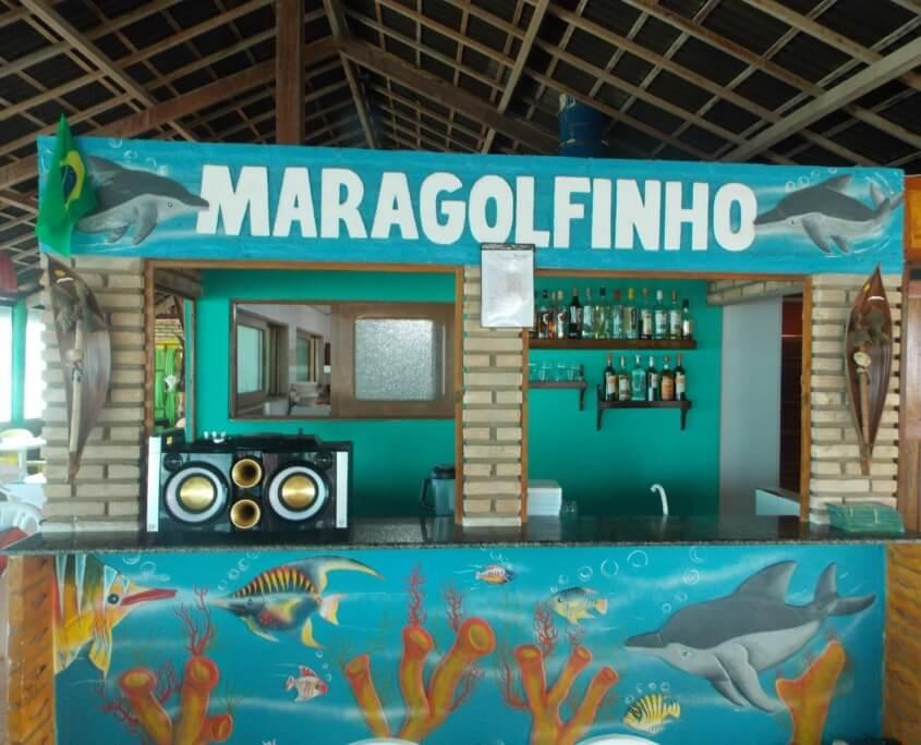 pousada maragolfinho em maragogi bar e restaurante
